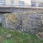 Existing wall